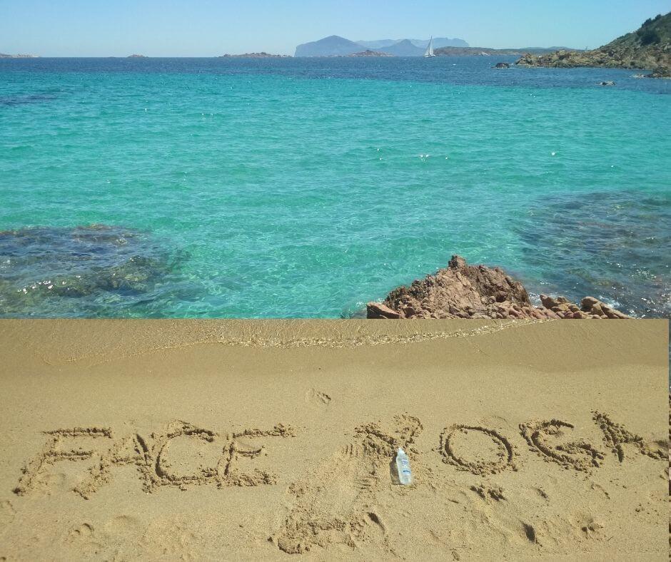 Tvárová joga na dovolenke